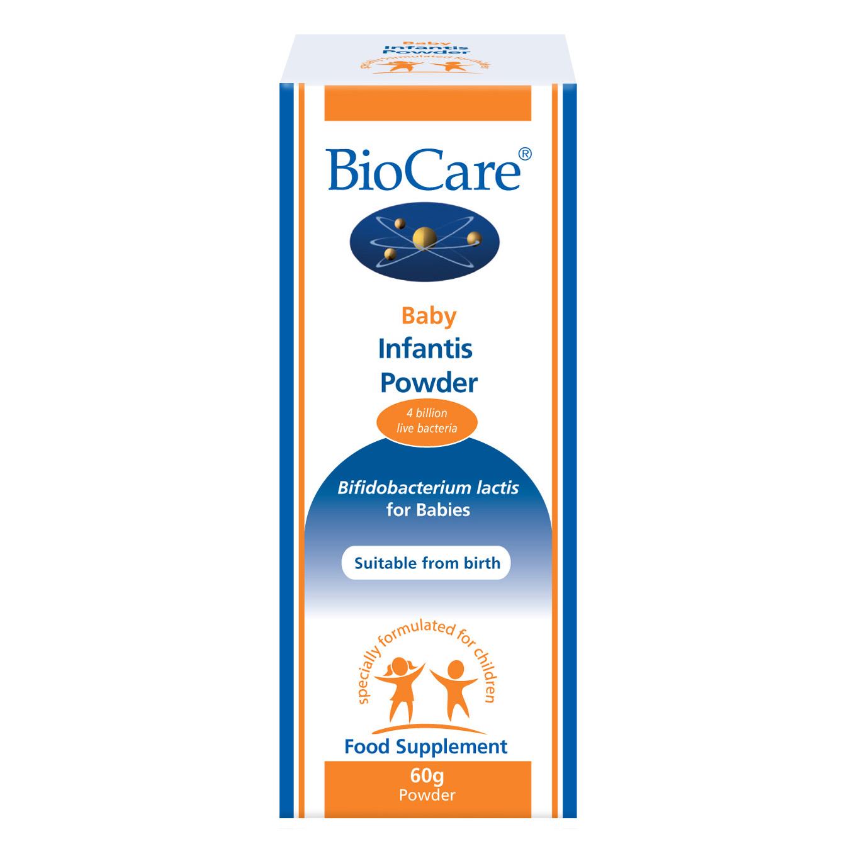 biocare baby infantis powder the devon allergy clinic