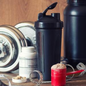 Protein Powders & Slimming Supplements