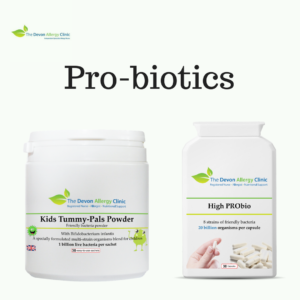 Adullt and Child probiotics