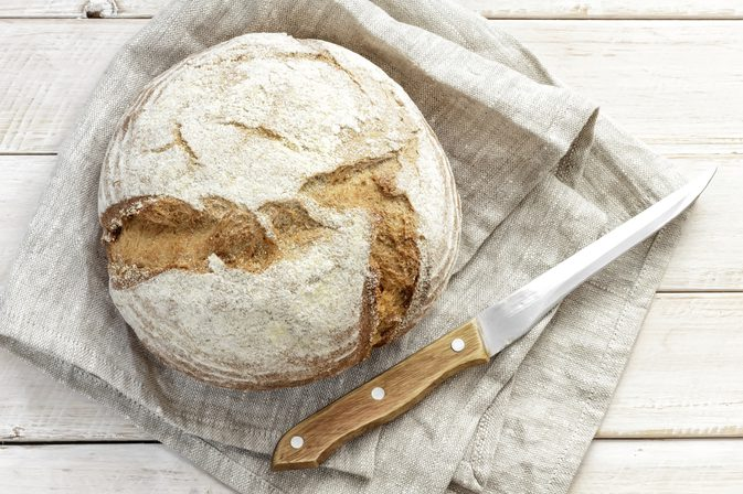 Does bread give you brain fog?